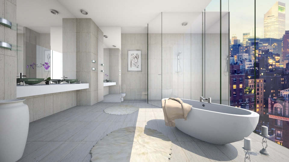 Bathe Modern - Bathroom - by channing4