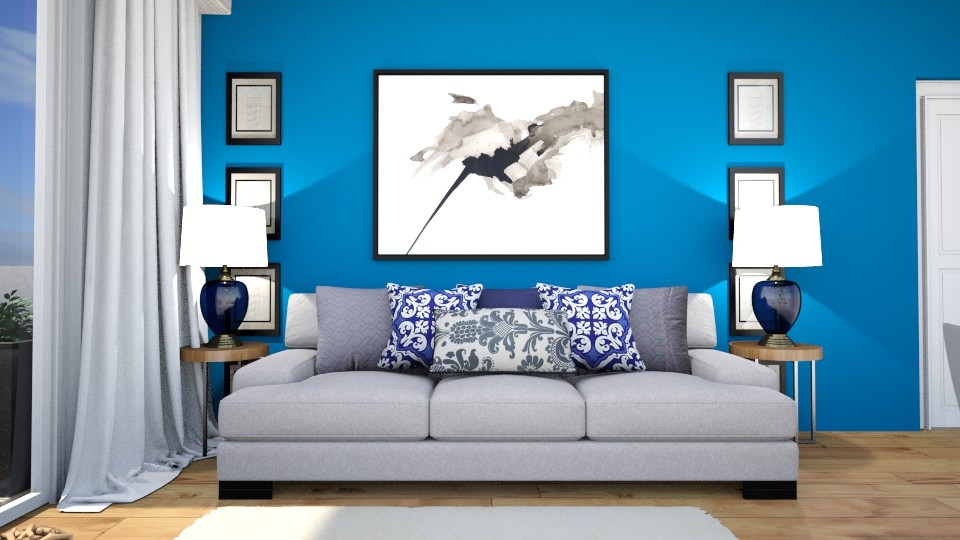 Via Antonio Provolo - Living room - by PROGETIM