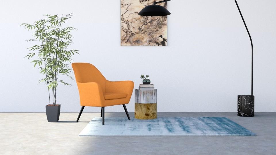Minimal - Minimal - Living room - by LucasMucus