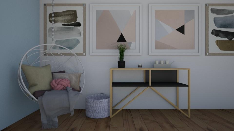 cozy corner - by belly bel bel