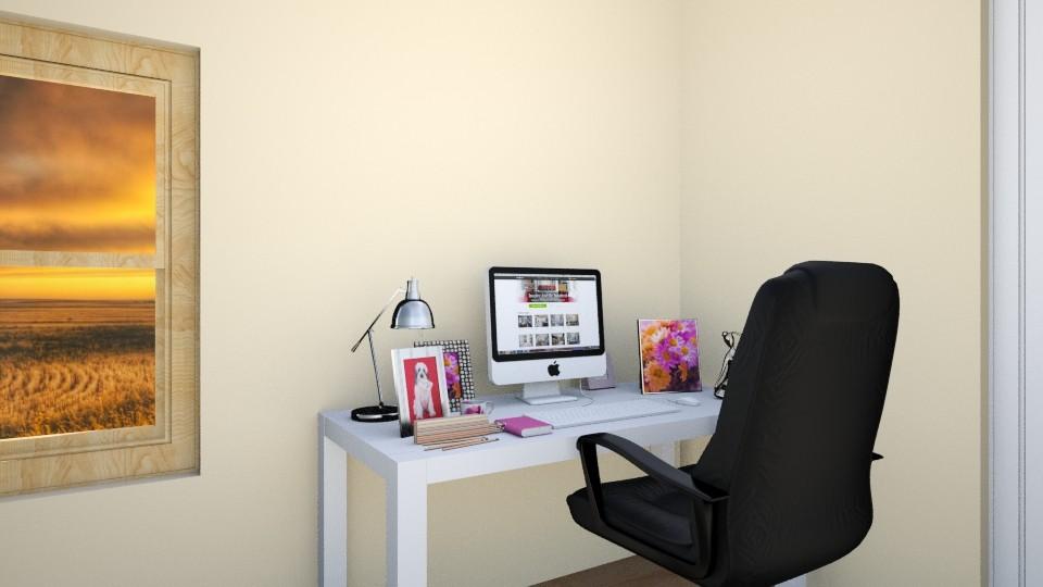 Office - Modern - Office - by Winner168