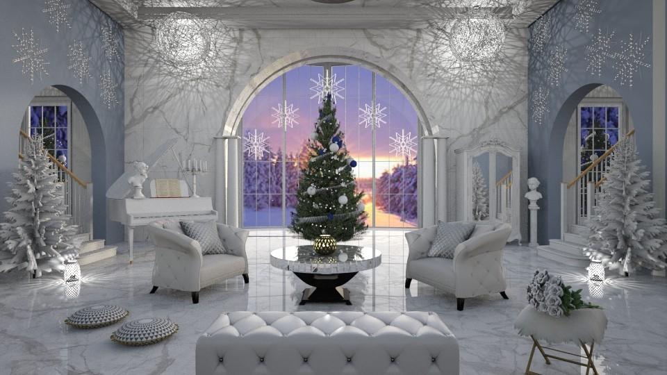 Christmas Stars  - by lydiaenderlebell
