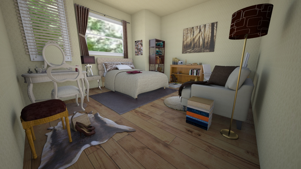my room - by sue___mu
