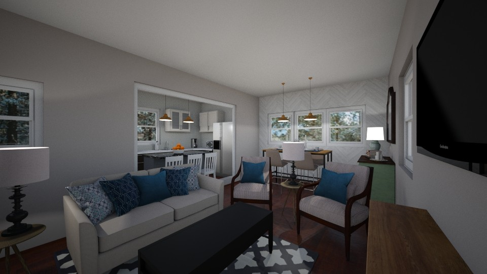 Apartment Living - by Fixer Upper Rules
