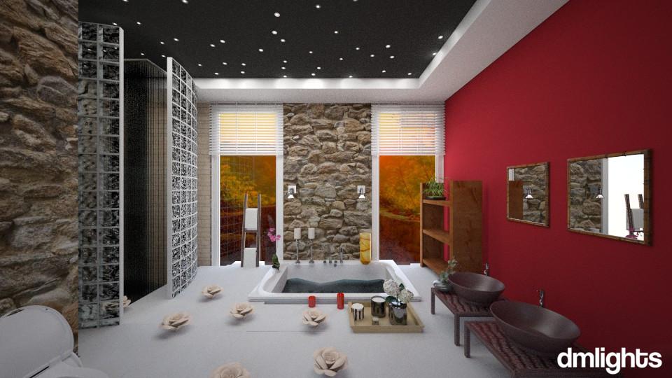 Romantic Bath 2 - by DMLights-user-983890