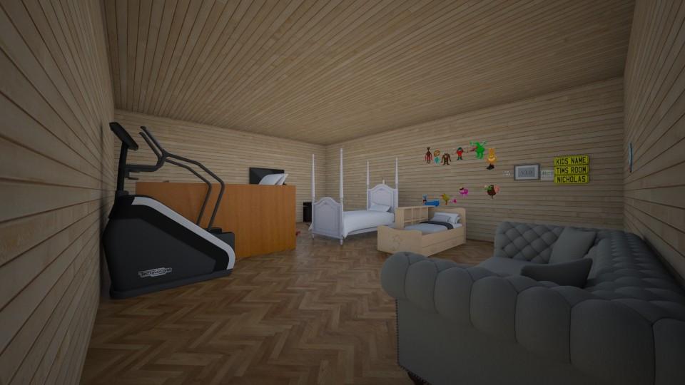 jay room - Classic - Kids room - by jmoneyss