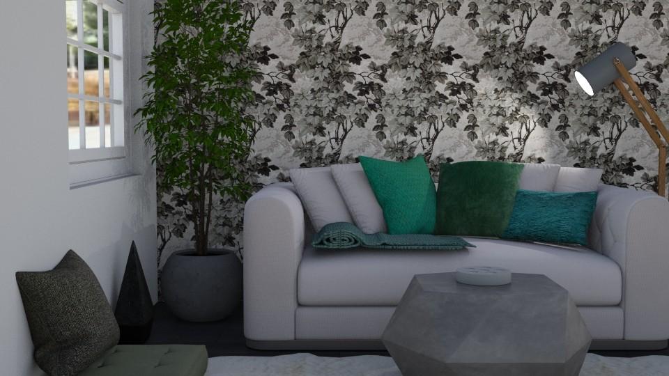 5 - Living room - by vasilikif