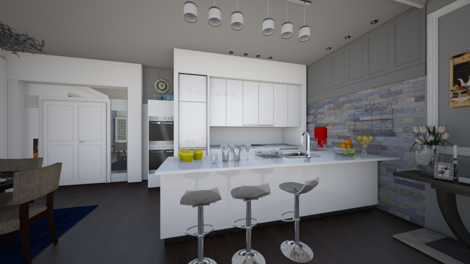 jhbhvjk - Kitchen  - by ivaninayo