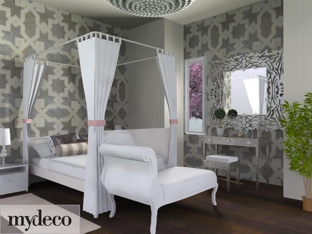 Luxury Hotel Suite - Bedroom - by AlexKarm