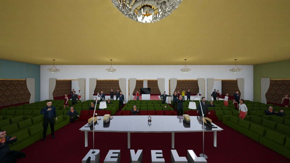 Revell Parliament - by enraya