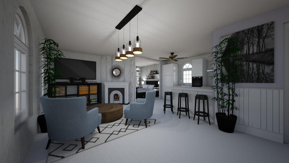 Ada Bart - Global - Living room  - by AdaBart
