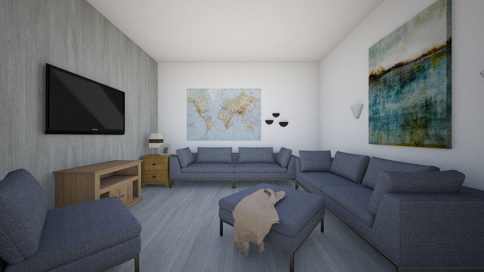 living room - Living room  - by Jessica Baines