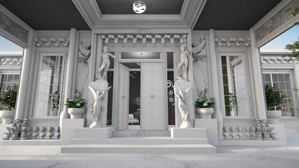 Rodin - by anchajaya