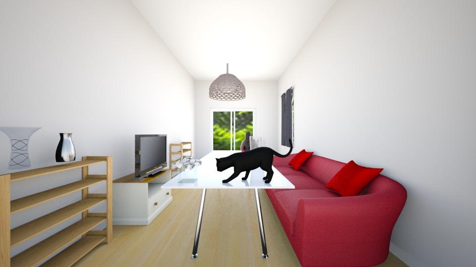 Lovely Living Room - by jammer3460323