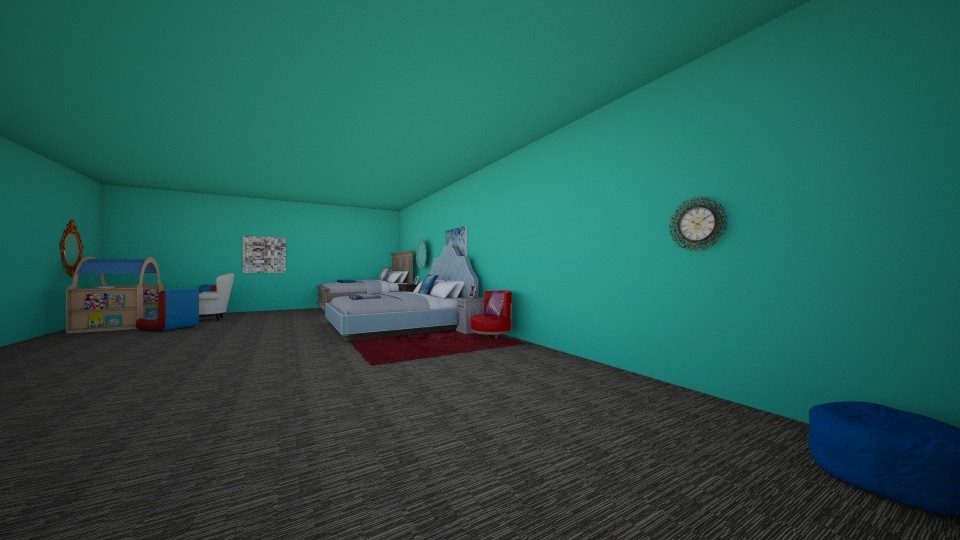 Future dome room - by KatN717