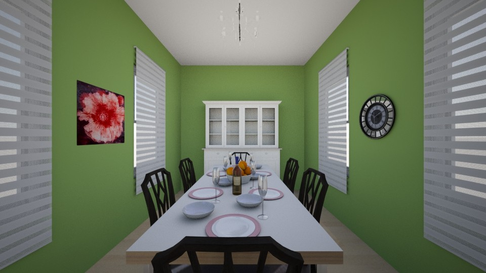 Dining Room  - Dining room - by baileyy_b4