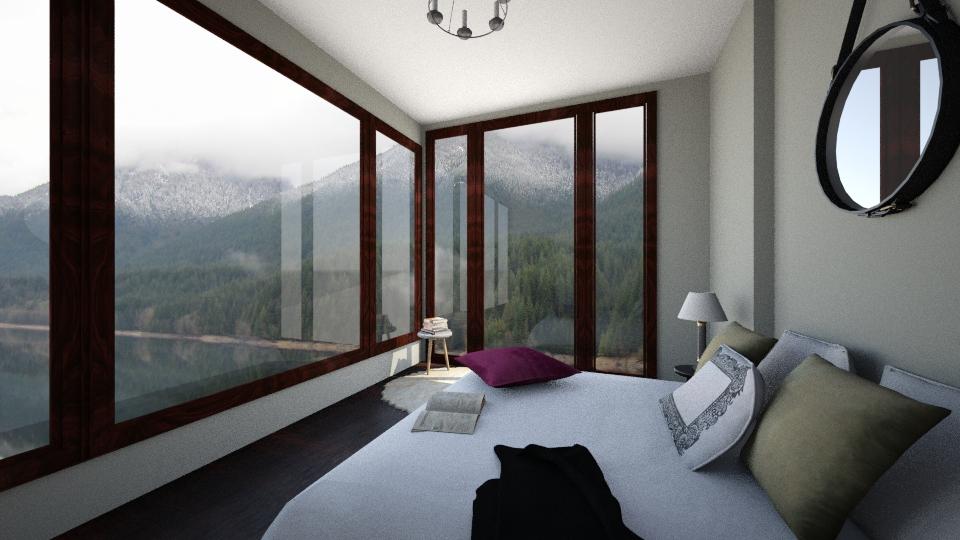 Cosy  - Bedroom - by RedVelvet21