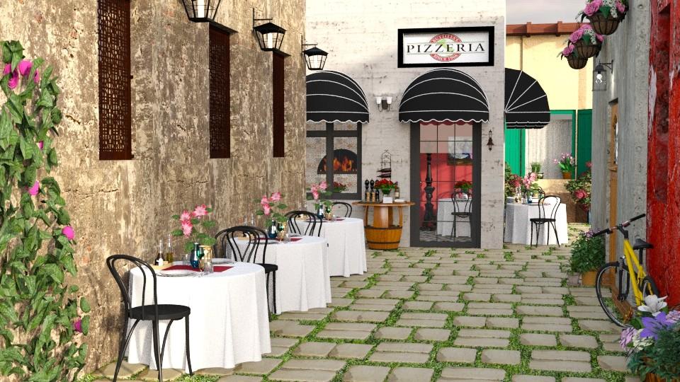 Pizzeria di Angolo  - by meggle