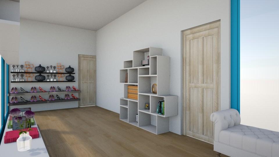 Maries Haus Vorzimmer - Modern - by Marie Harrer