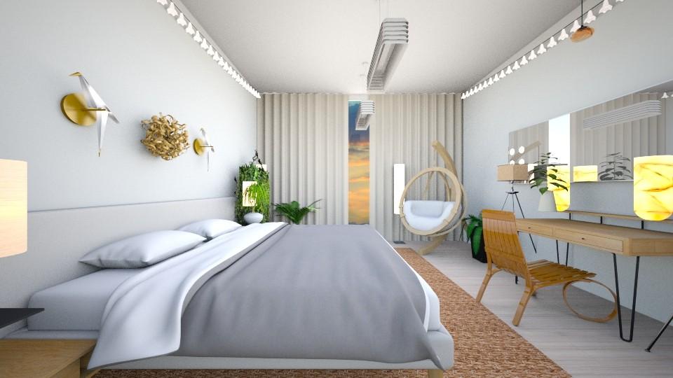 Bedroom - Bedroom - by CatsFurLife