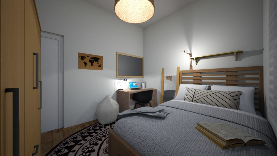 bedroom_ - Bedroom - by Marion_