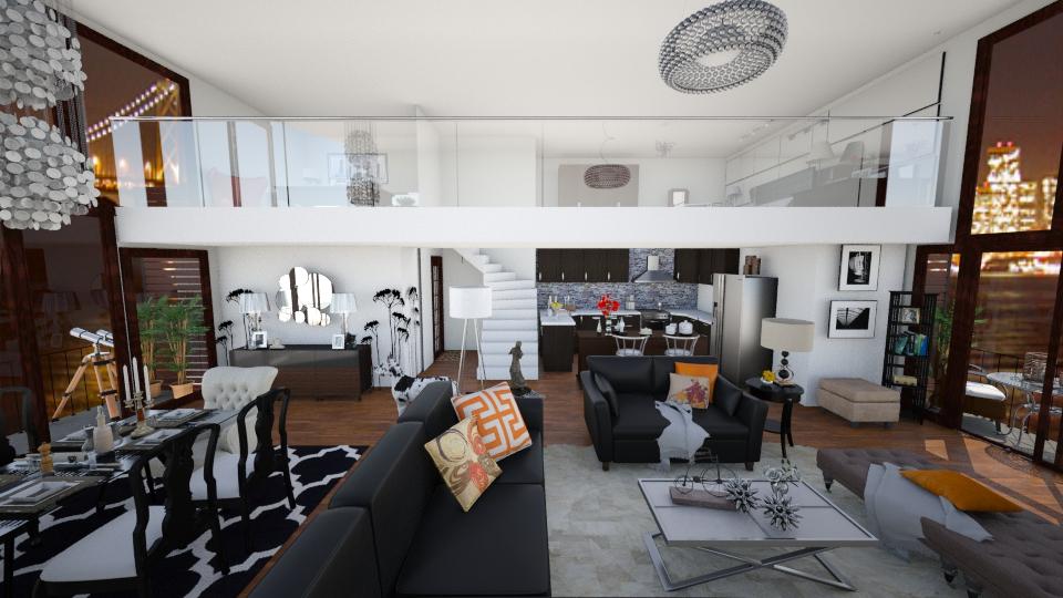 larryssa 6b - Living room - by Larryssa10