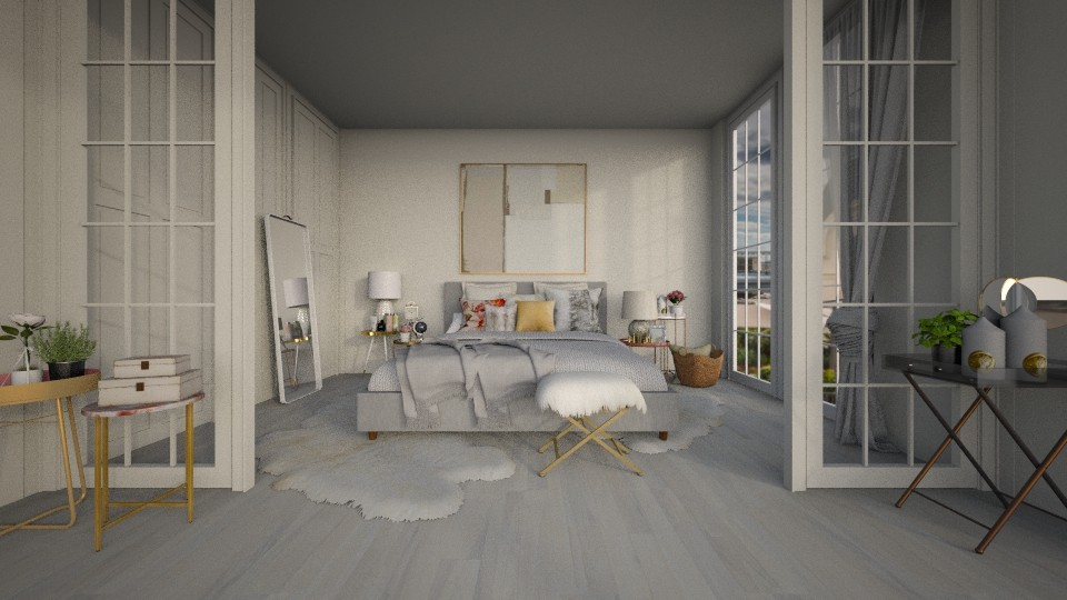 Pure 2 - Bedroom  - by MiaM