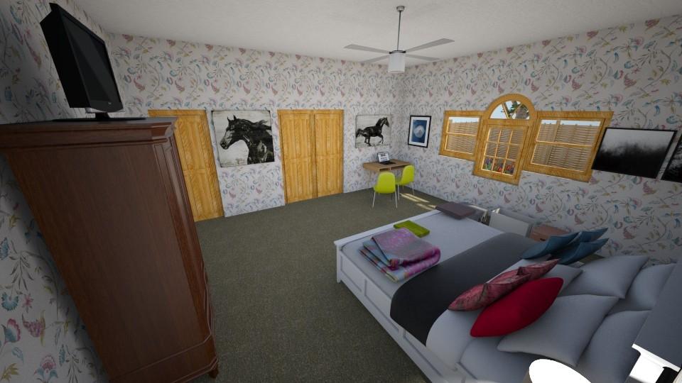 master bedroom - Bedroom - by scourgethekid