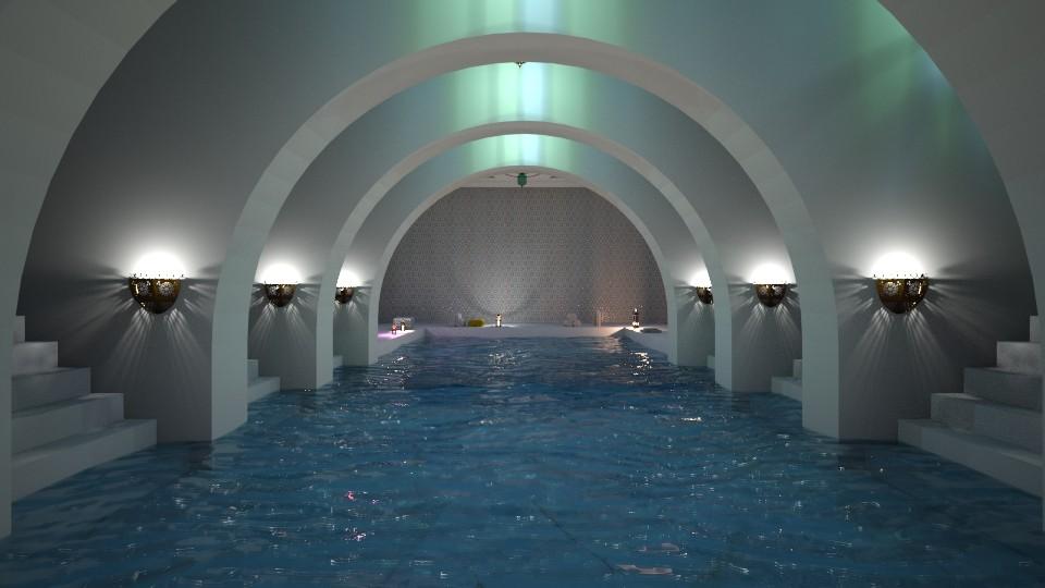Bath House - by RHD