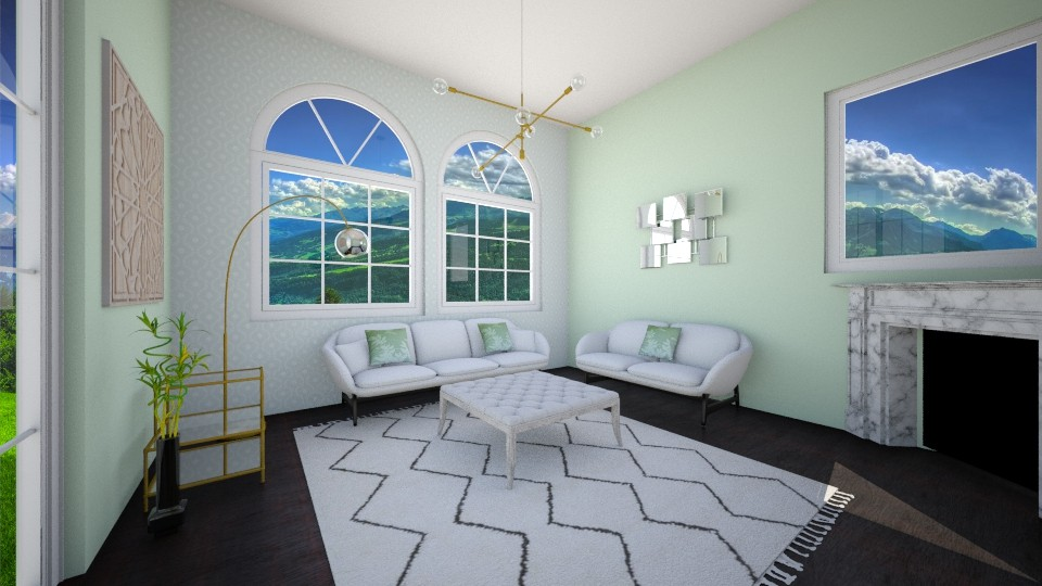 house58 - Living room  - by Love dogs 111