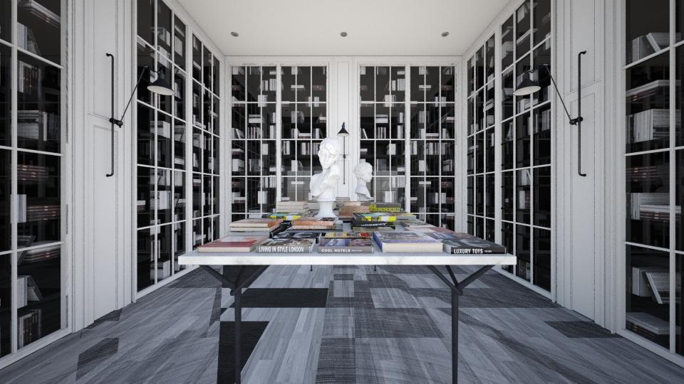 AX Bookshop - by AlSudairy S