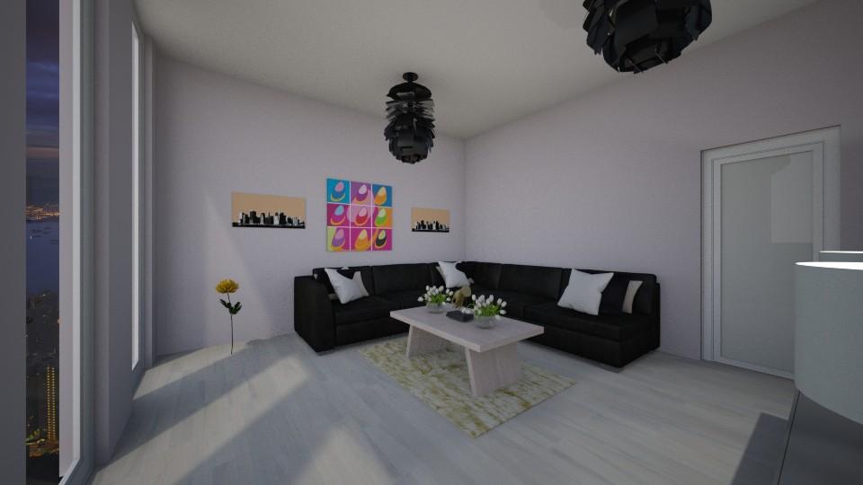 Living Room - Living room - by nidhipatel