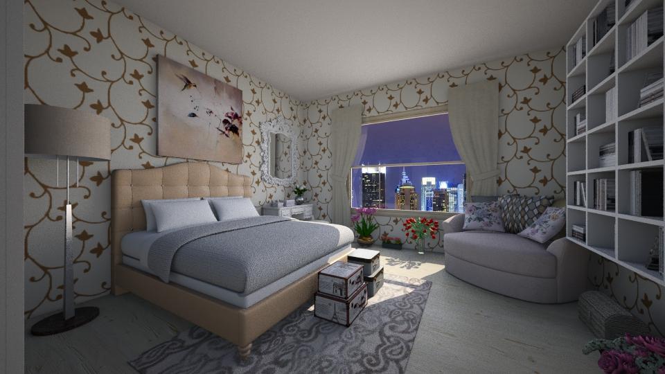 Mia Lis - Bedroom - by Mia Lis