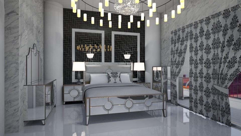 Dynasty - Bedroom - by ijustlikemakingfloorplans