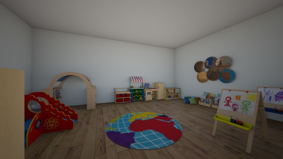 KIDS PARADISE Daycare - by Star98
