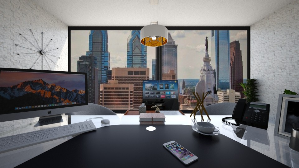 Sunny Afternoon  - Office - by MD Builder