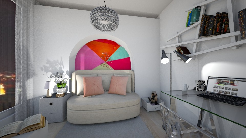 Geometric Patterns  - Bedroom  - by Design_CG