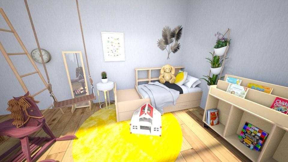 Kids room - Kids room  - by Tamar_