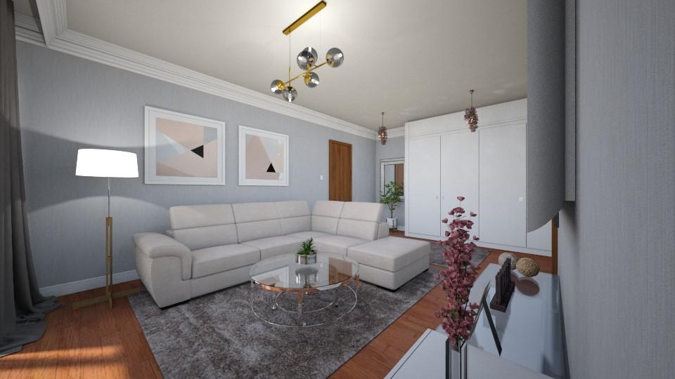 living insta - Living room - by Bianca Interior Design