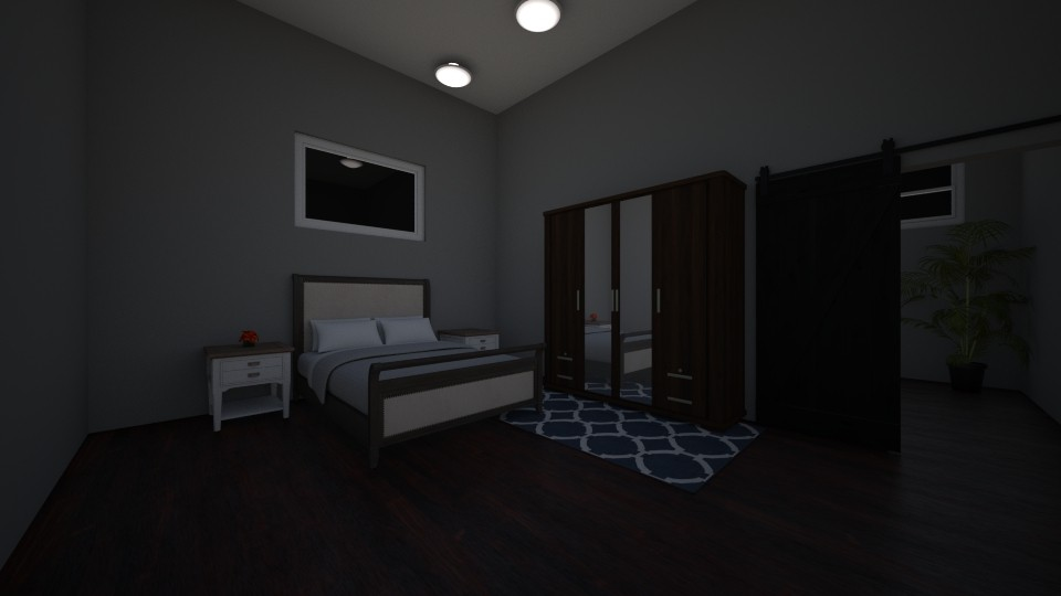 Master Bedroom - Modern - Bedroom - by udanielle12