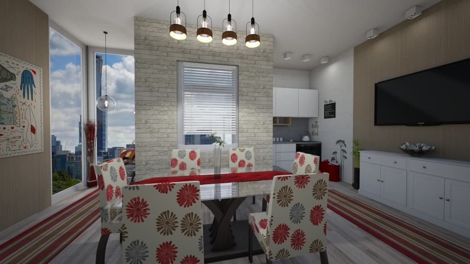 mmm - Dining room - by katarina13