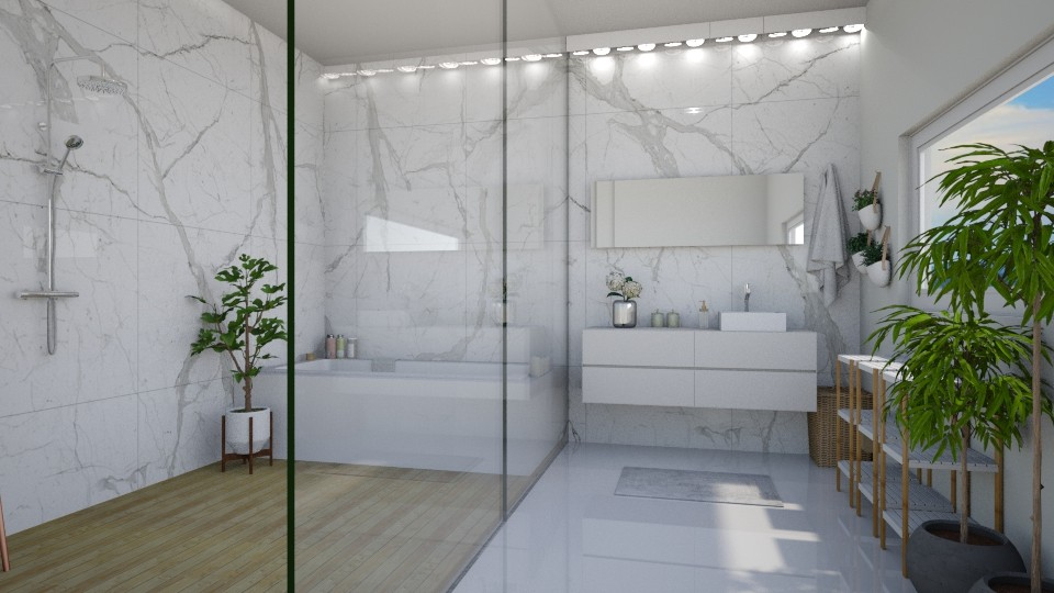 Bathroom - Bathroom  - by dorota_k