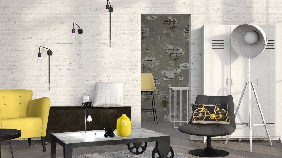 Urban - Modern - Living room - by Gurns