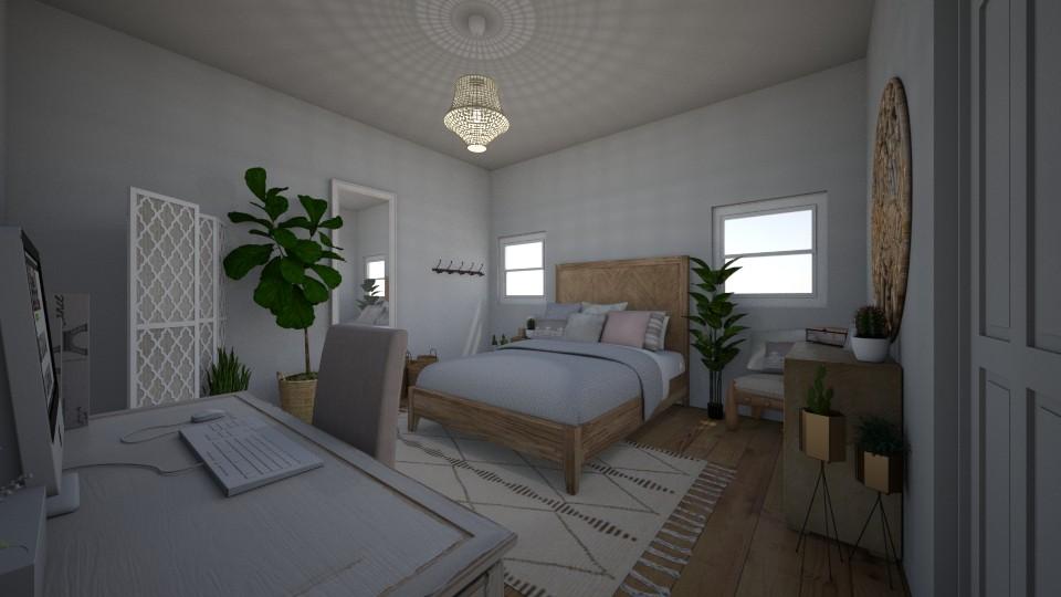BOHO - Bedroom  - by elisaaaa