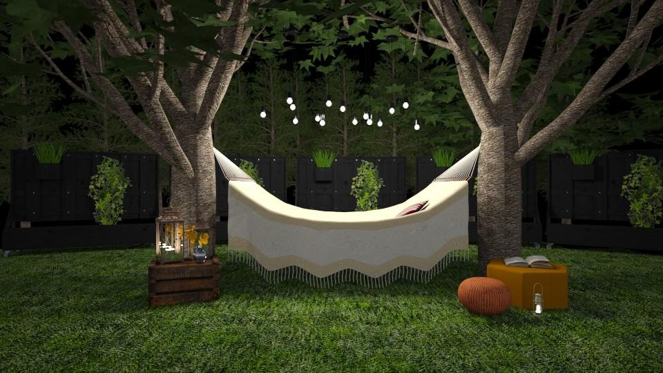 Exterior Dreamin - Modern - Garden - by LeilaniD04