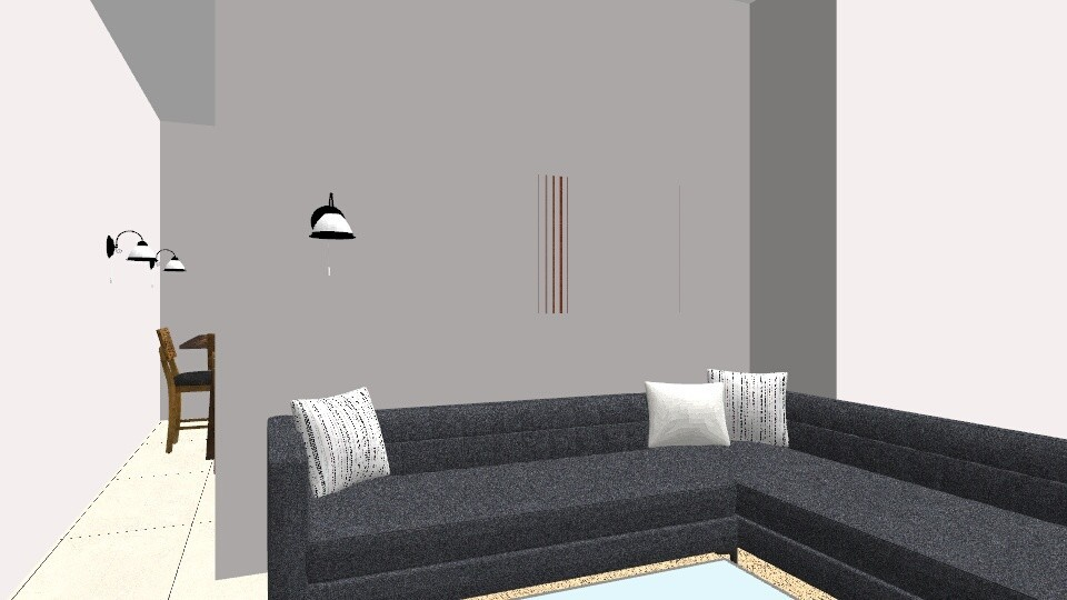 my room - Living room - by kayleefacklam