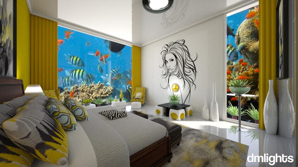 Oceano - Bedroom - by DMLights-user-994540