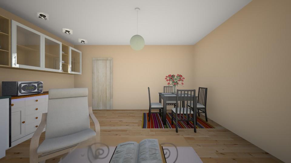 cinka pannanapbarna2 - Living room - by csiszkrisz