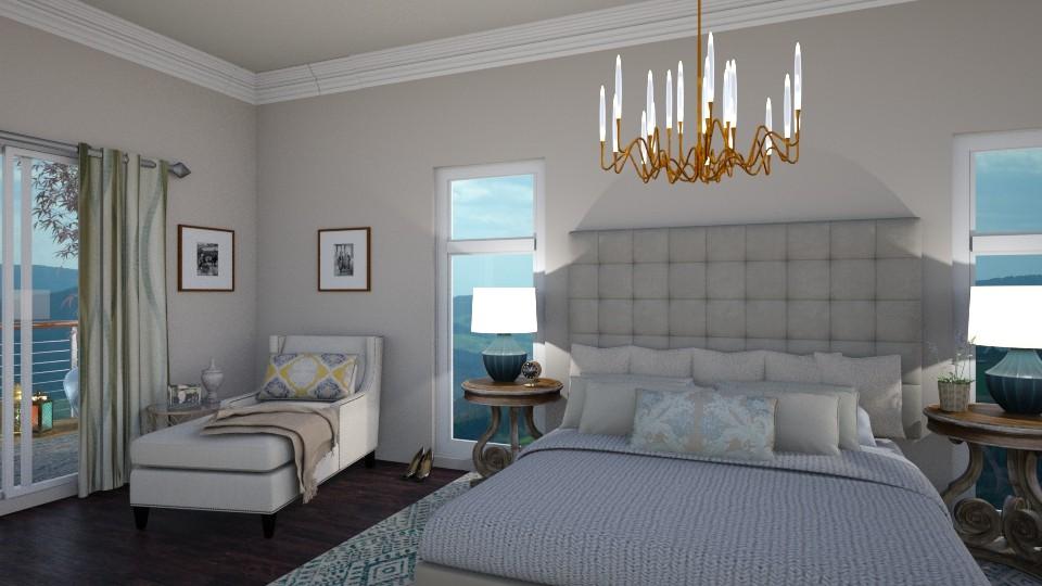 Bedroom - Bedroom - by luiza cruz