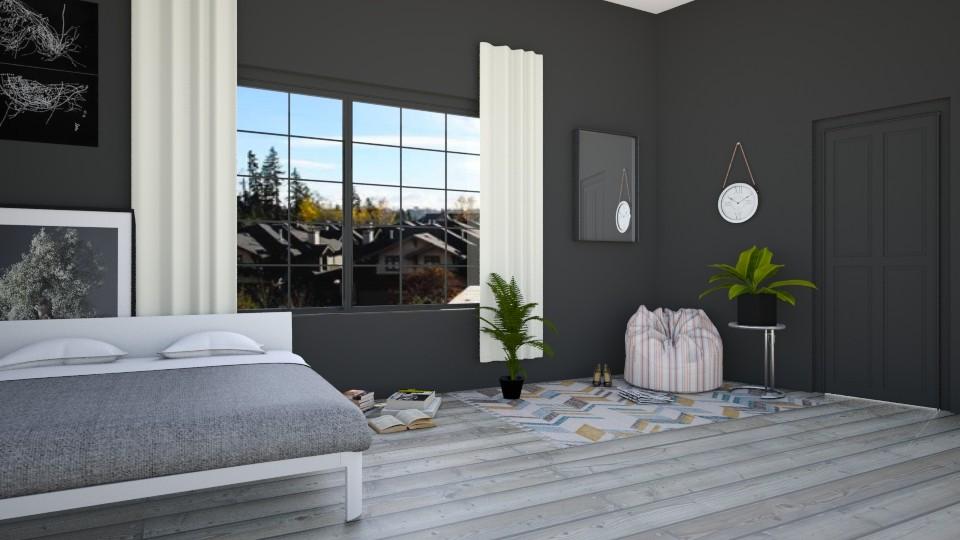 JGB - Bedroom - by elisavz_